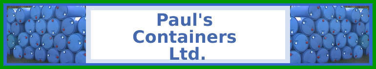Paul's Containers
